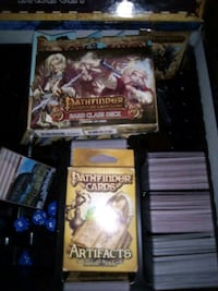 Pathfinders Adventure Card Game