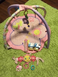 Play mat with extras Mission, 78572