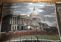 Pure Country Weavers U.S. House of Representatives Blanket Tapestry Throw Quilt Mc Lean, 22101
