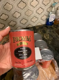FROMM Dog Food (11 cans)