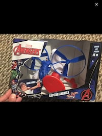 Avengers lunch toy brand new Saanich, V8Y 1X8