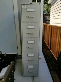white 4-drawer filing cabinet Sunnyvale, 94089