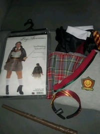 Plus Size Harry Potter Costume Kettering