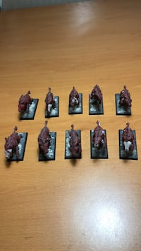 Warhammer Age of Sigmar Dire Wolves x10 Vampire Counts Toronto, M9C 1G5