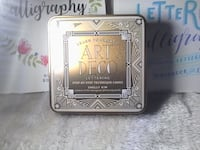 ART Deco Lettering cards - step by step
