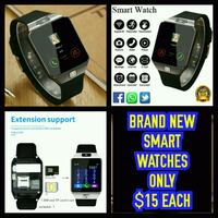 black and silver smart watch Victorville, 92395
