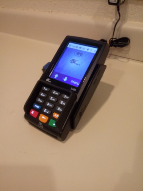 Pax S300 Integrated Retail Pin pad EMV NFC (S [TL_HIDDEN] NA