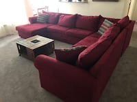 Right Arm Facing Sectional Odenton, 21113