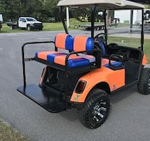Excellent quality [ Golf Cart electric ] Like New