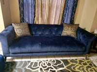 Blue Velvet Couch Woodbridge, 22191