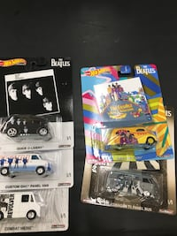 Beatles hotwheels 2019 Mississauga, L5B 3B2
