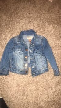 Toddler Mayoral Jean jacket