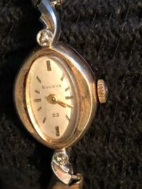 Antique Bulova woman's watch Elmira, 14905
