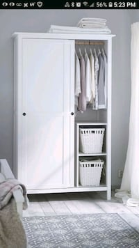 white wooden cabinet with mirror Toronto, M4S 1C8