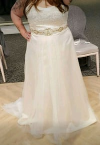 Wedding dress South Brunswick Township, 08810