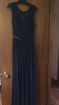 Women's navy blue sleeveless dress St. Catharines