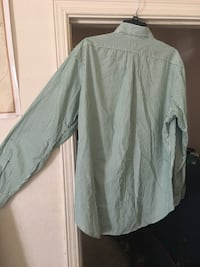white and green striped long-sleeved shirt El Paso, 79922