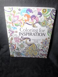 Coloring for Inspiration book