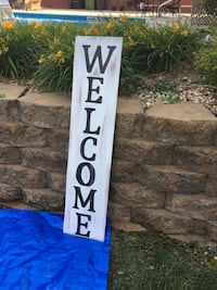 Welcome porch signs.  Made to order  Murfreesboro, 37130
