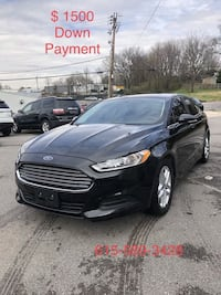 Ford - Fusion - 2015 only $ 1500 Down Payment