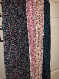 Hand made crocheted scarves and blankets Laurel, 20723