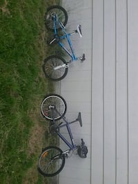 Two mountain bikes for kids/youth Port Coquitlam