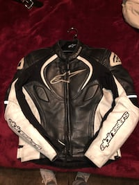Alpinestars Jaws Perforated Leather Jacket (US 38)  Henderson, 89052
