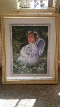 Cute angel painting Newport News, 23608