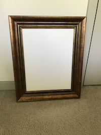 rectangular mirror with brown wooden frame Alexandria, 22303