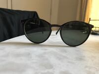 Black framed sunglasses Reston, 20190
