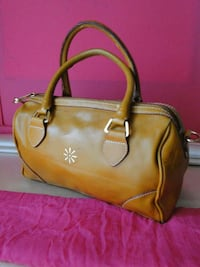 Brand leather bag good condition