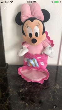 Minnie from Disney Land  Laval, H7P