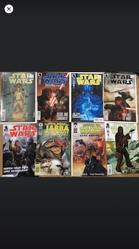 16 Star Wars comic Montréal, H3W 2E6