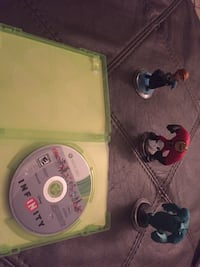 Xbox 360 game disc with case Maryland Heights, 63146