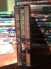 Clint Eastwood  Box Set Waterford Township, 48329