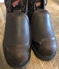 Size 7 1/2 - Red Wing Boots - Metguard Portland, 97206