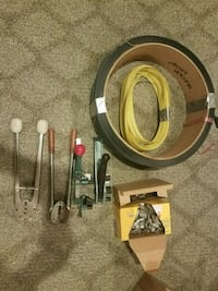 Industrial banding equipment and poly strapping  Rockville, 20850