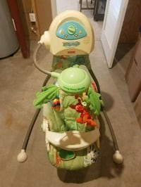 Fisher Price Rain Forest Swing  Stafford, 22554