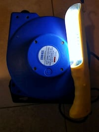 50' cord overhead LED work light Lincoln, L0R 1B9