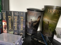 NEW! Lord of the Rings + Hobbit