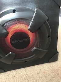 black and gray Sony Xplod subwoofer District Heights, 20747