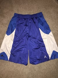 Various Jordan basketball shorts  Herndon, 20171