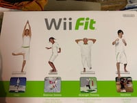 Wii Fit Board with DVD Toronto, M1P 1Z7