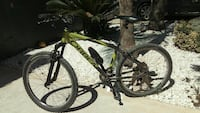 verde y negro Orbea hardtail mountain bike Llíria, 46160