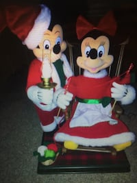 Disney Animated Musical Christmas Mickey Mouse and Minnie Mouse - VERY RARE  New Port Richey, 34654