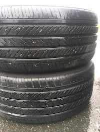 2 tires Michelin 225/50r17 life %70 $50  Sterling, 20166
