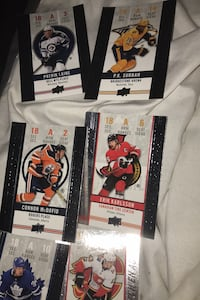 Collector hockey cards. Port Colborne, L3K 2G2