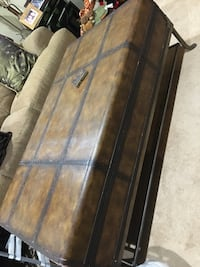 Huge Chest Shape Coffee Table