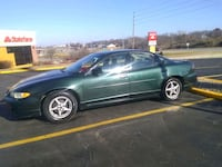 Pontiac - Grand Prix - 2001 Independence, 64056