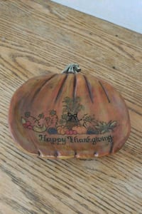 Holiday happy Thanksgiving dish Hagerstown